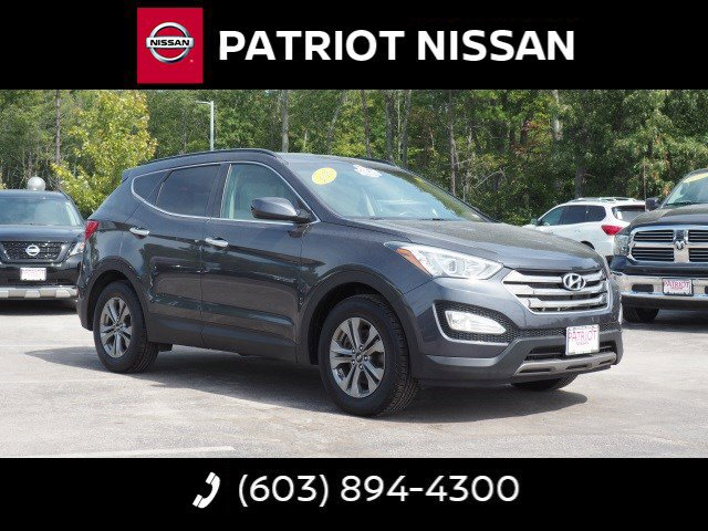 Used 2016 Hyundai Santa Fe Sport in Salem, NH