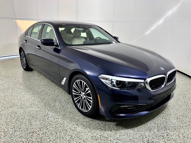 2017 BMW 5-Series 540i xDrive
