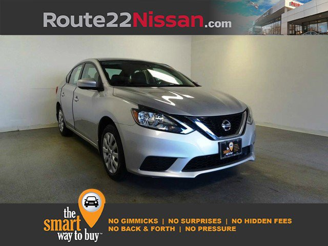 2018 Nissan Sentra S S CVT Regular Unleaded I-4 1.8 L/110 [11]