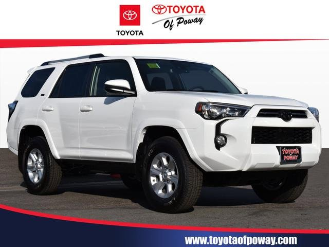 New 2020 Toyota 4Runner in Poway, CA