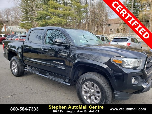 Used 2017 Toyota Tacoma in Bristol, CT