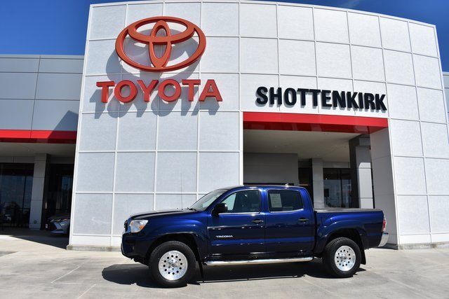 Used 2012 Toyota Tacoma in Quincy, IL