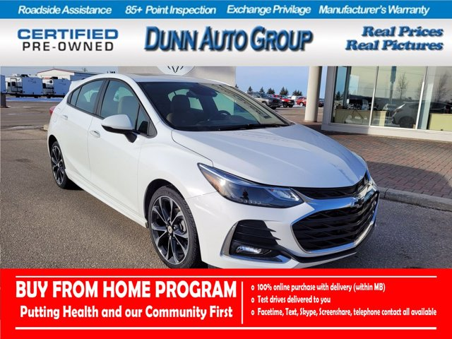 2019 Chevrolet Cruze | PREMIER Hatchback | SUNROOF | REMOTE START | 4dr HB Premier Turbocharged Gas I4 1.4L/85 [1]