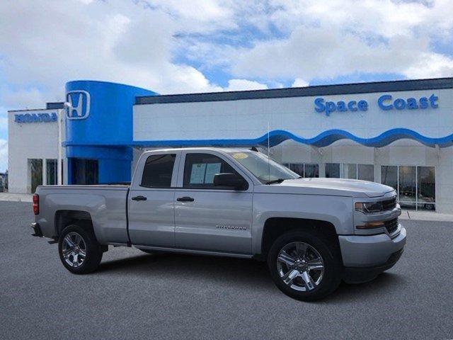 Used 2018 Chevrolet Silverado 1500 in Cocoa, FL