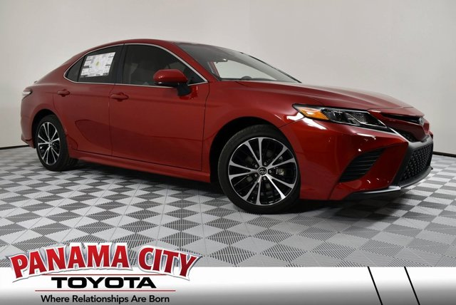 New 2020 Toyota Camry in Panama City, FL