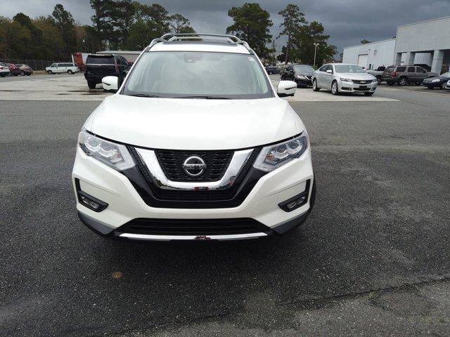 New 2020 Nissan Rogue in Waycross, GA
