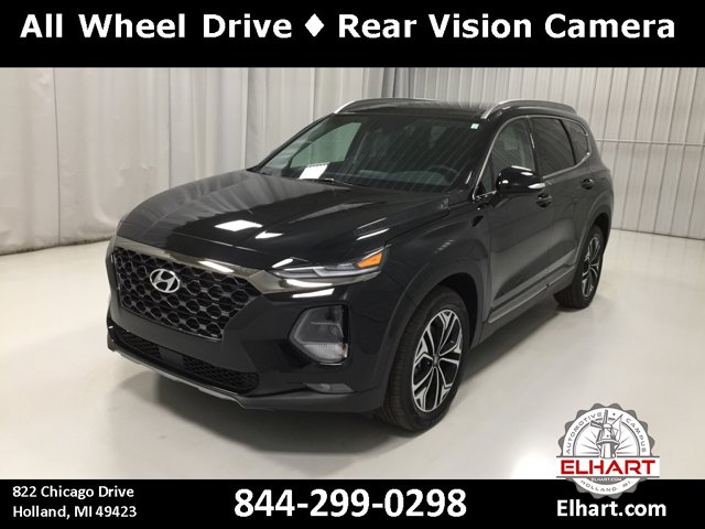 Used 2019 Hyundai Santa Fe in Holland, MI
