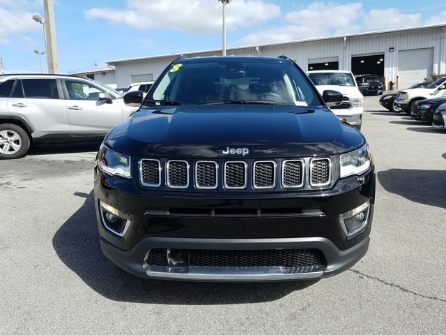 Used 2018 Jeep Compass in Fort Worth, TX