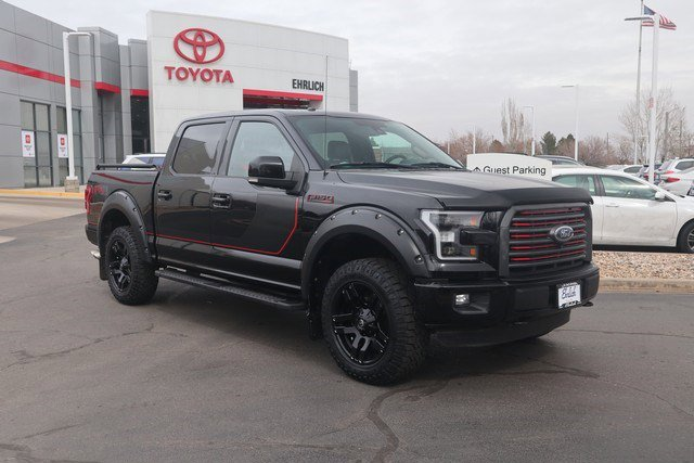 Used 2016 Ford F-150 in Greeley, CO