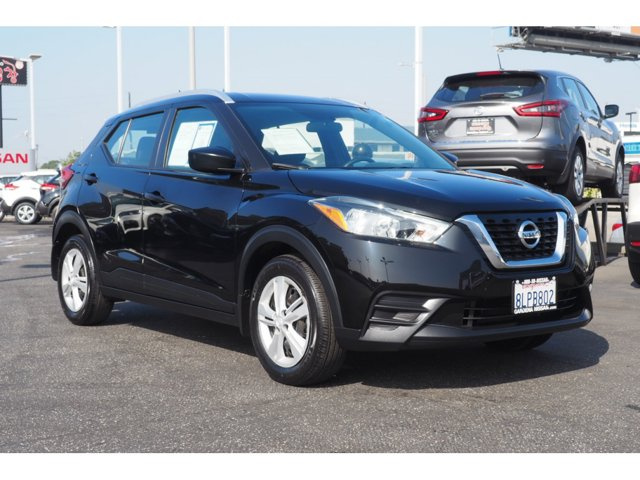 2019 Nissan Kicks S S FWD Regular Unleaded I-4 1.6 L/98 [0]