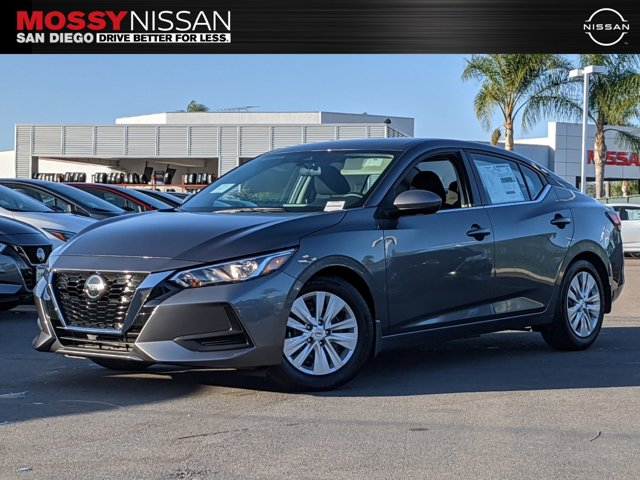 2020 Nissan Sentra S S CVT Regular Unleaded I-4 2.0 L/122 [0]
