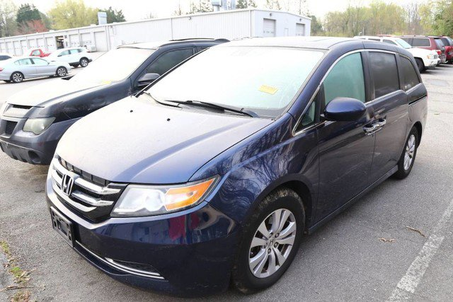 Used 2015 Honda Odyssey in High Point, NC