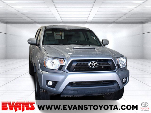 2015 Toyota Tacoma  Four Wheel Drive Power Steering ABS Front DiscRear Drum Brakes Brake Assis