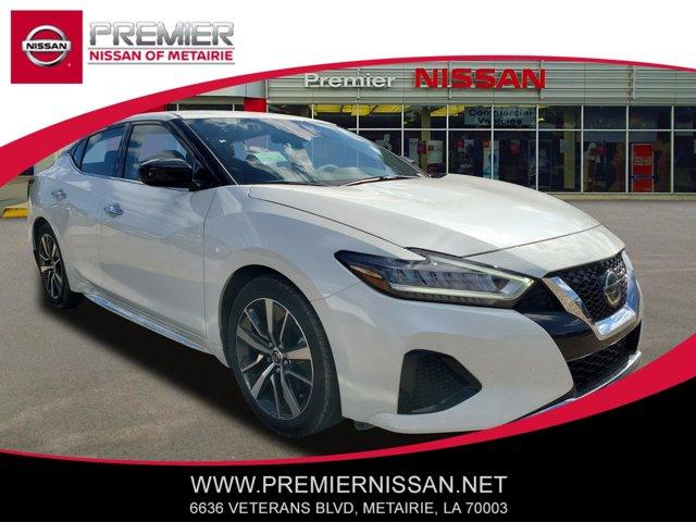 New 2020 Nissan Maxima in Metairie, LA