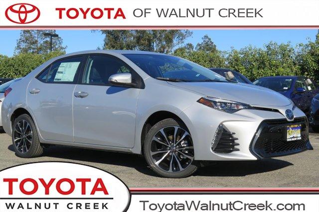 New 2017 Toyota Corolla in Walnut Creek, CA