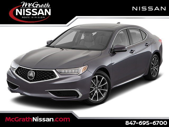 2018 Acura TLX w/Technology Pkg 3.5L SH-AWD w/Technology Pkg Premium Unleaded V-6 3.5 L/212 [4]