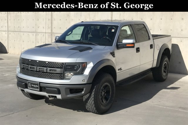 Used 2013 Ford F-150 SVT Raptor