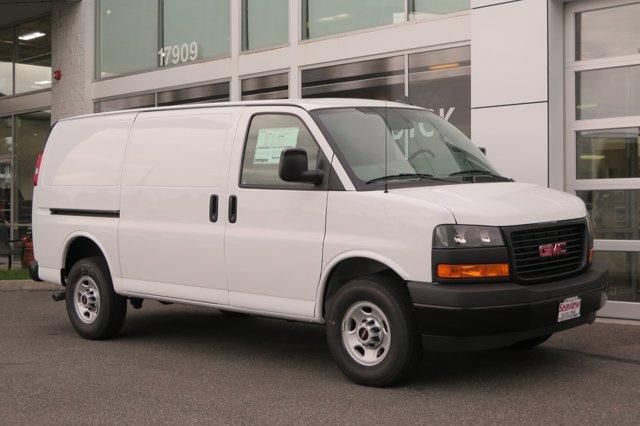New 2020 GMC Savana Cargo Van RWD 2500 135