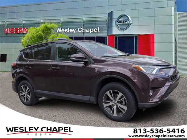 Used 2017 Toyota RAV4 in Wesley Chapel, FL