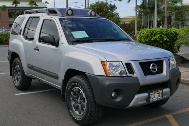 Used 2015 Nissan Xterra in Kailua-Kona, HI
