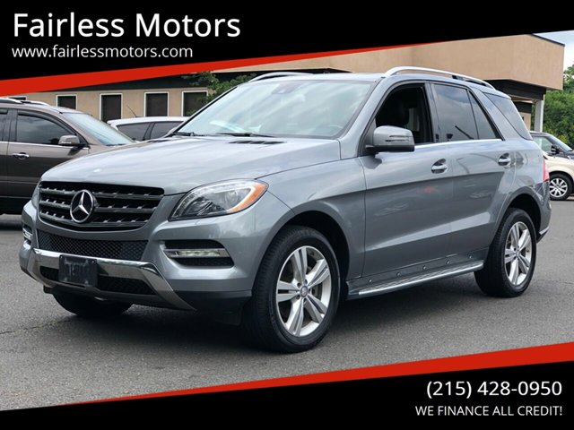 Used 2013 Mercedes-Benz M-Class in Fairless Hills, PA