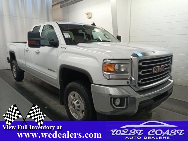 Used 2015 GMC Sierra 2500HD in Pasco, WA