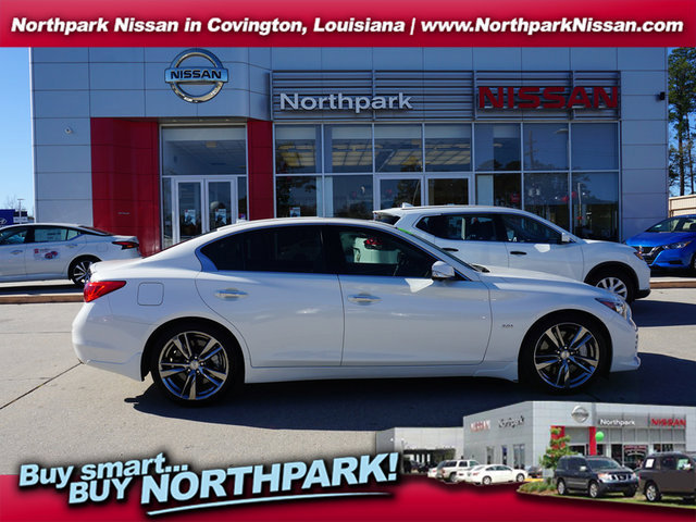 Used 2017 INFINITI Q50 in Covington, LA