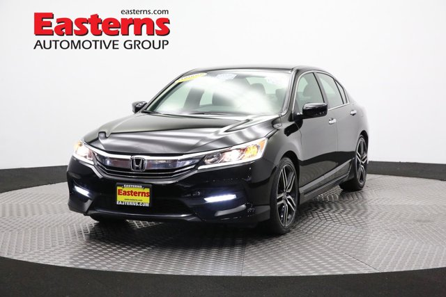2017 Honda Accord Sport 4dr Car
