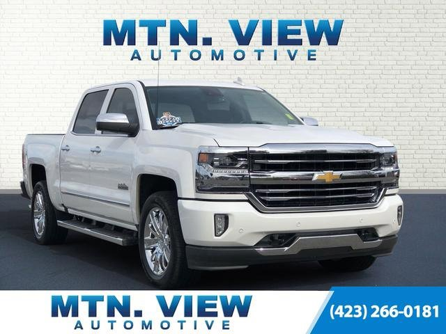 Used 2017 Chevrolet Silverado 1500 in Chattanooga, TN