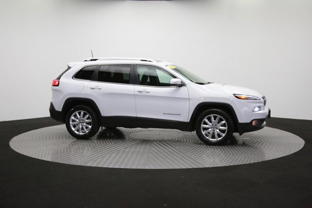 2017 Jeep Cherokee for sale 124861 42