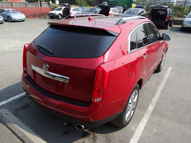 Used 2010 Cadillac SRX AWD 4dr Premium Collection