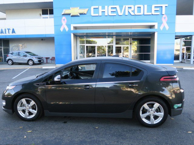 Used 2015 Chevrolet Volt 5dr HB
