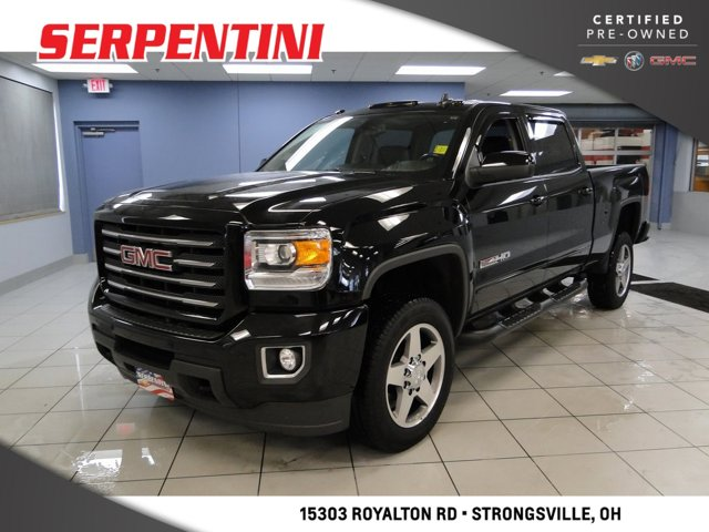 Used 2018 GMC Sierra 2500HD in Cleveland, OH