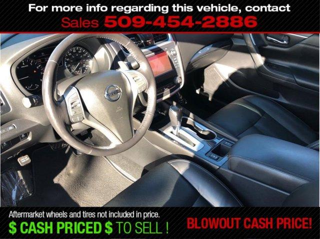 Used 2016 Nissan Altima 4dr Sdn V6 3.5 SL