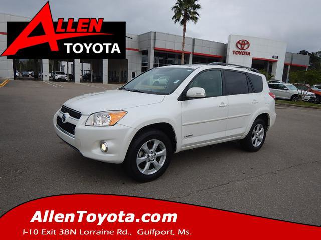 Used 2011 Toyota RAV4 in Gulfport, MS