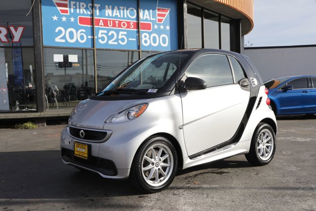 2015 smart Fortwo passion electric