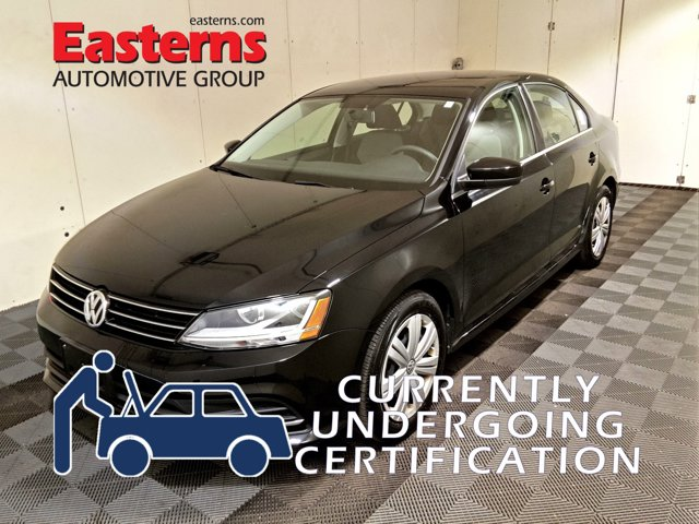 2017 Volkswagen Jetta S Manual 4dr Car