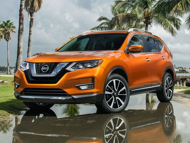 2020 Nissan Rogue S FWD S Regular Unleaded I-4 2.5 L/152 [4]