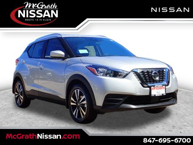 2020 Nissan Kicks SV SV FWD Regular Unleaded I-4 1.6 L/98 [9]
