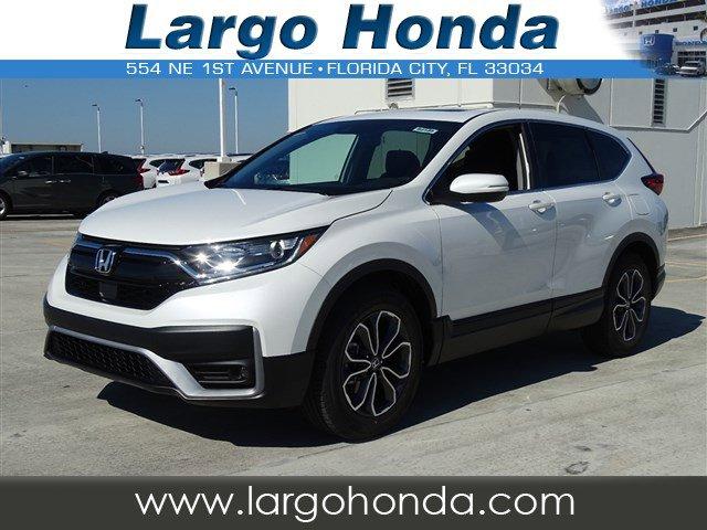 New 2020 Honda CR-V in Florida City, FL