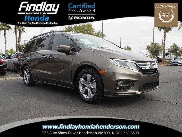 Used 2019 Honda Odyssey in Las Vegas, NV