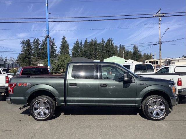 Used 2018 Ford F-150 XLT 4WD SuperCrew 5.5' Box