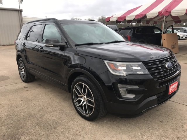 Used 2017 Ford Explorer in Conroe, TX