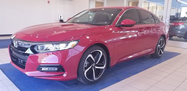 New 2020 Honda Accord Sedan in Yuma, AZ