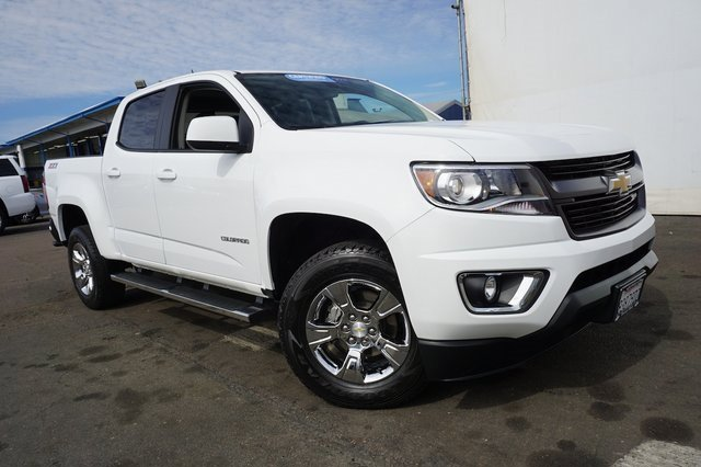 Used 2017 Chevrolet Colorado in San Diego, CA