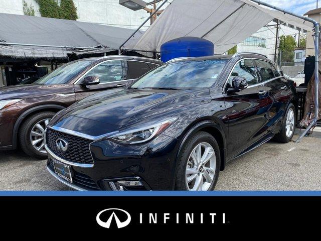 2018 INFINITI QX30 Premium Premium FWD Intercooled Turbo Premium Unleaded I-4 2.0 L/121 [7]