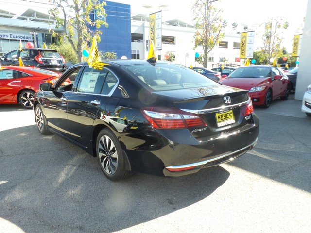New 2017 Honda Accord Hybrid Touring Sedan