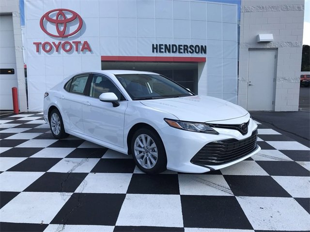 New 2019 Toyota Camry in Henderson, NC