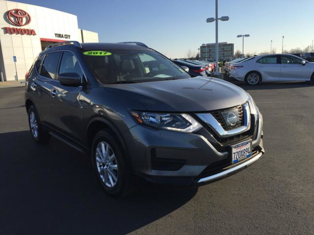 Used 2017 Nissan Rogue in Yuba City, CA