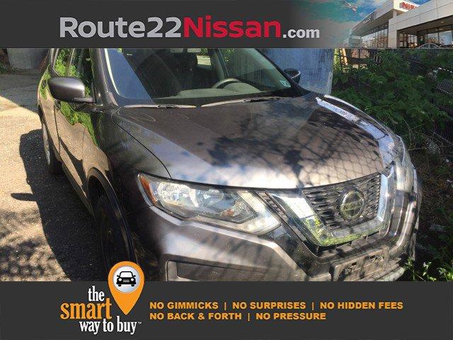 2018 Nissan Rogue S AWD S Regular Unleaded I-4 2.5 L/152 [7]